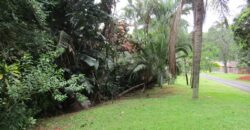 Paradise stand in residential area